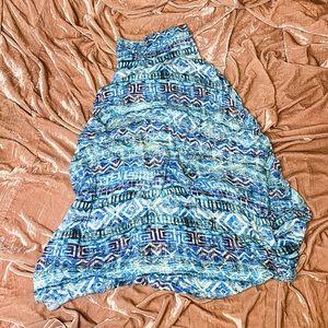 Dainty hooligan maxi skirt